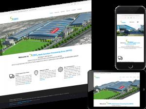 Synergy Logiservices B2B Logistics Website Design