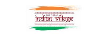 The Great Indian Village Logo Design