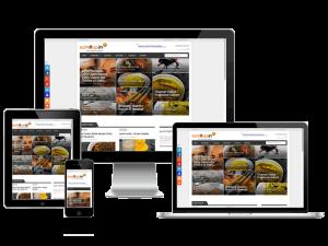 SumitUp Startup Website Design