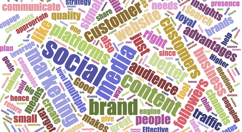 Social Media Marketing Advantages