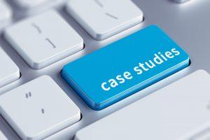 Case Studies on Websites
