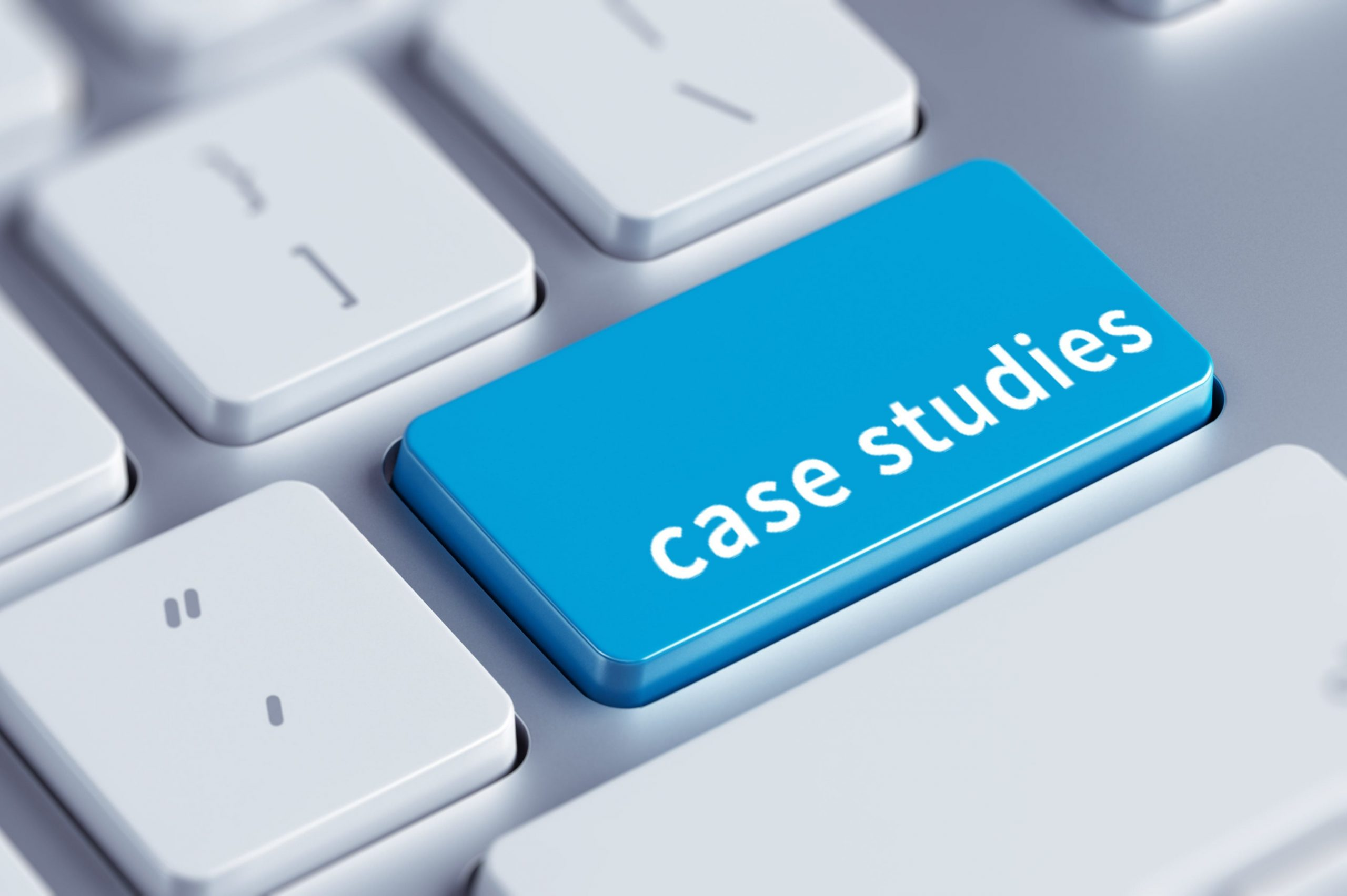 Case Studies on Websites